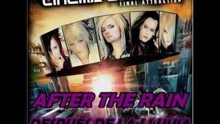 Cinema Bizarre - After the Rain  (Lyrics-sub- Ingles -español)