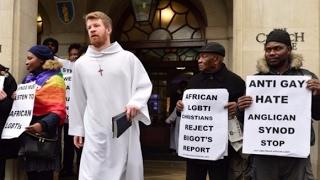 C of E votes against same-sex marriage report