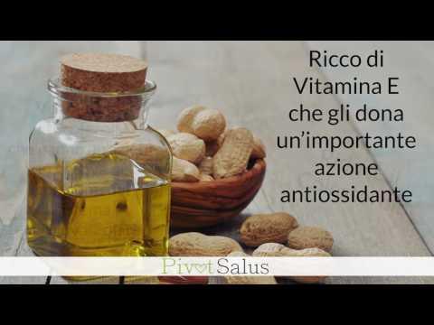 #Olio di Arachidi: proprietà ed utilizzi