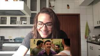 Simmba Trailer Reaction By Irene | Ranveer Singh | Sara Ali Khan