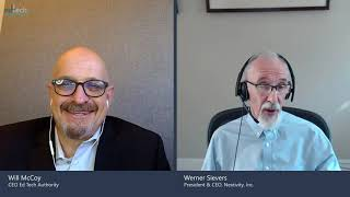 EdTech Authority: Will McCoy and Werner Sievers