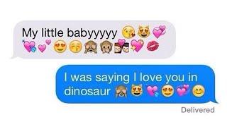 Cringiest Boyfriend Girlfriend Texts