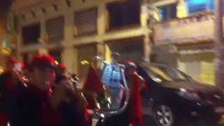 preview picture of video 'BANDA SEPTIMO DE LINEA COQUIMBO SALUDO ARMADA'