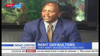Rent defaulters to be listed on CRB