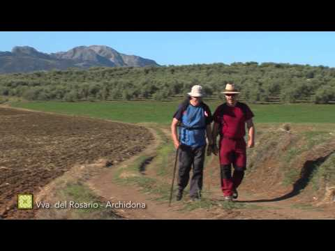 The Great Málaga Path. Stage 12: Villanueva del Rosario - Archidona (English)