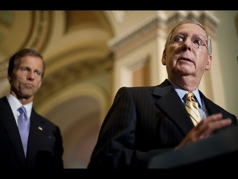 WATCH LIVE: Senate Republican leadership expected to discuss the health care bill