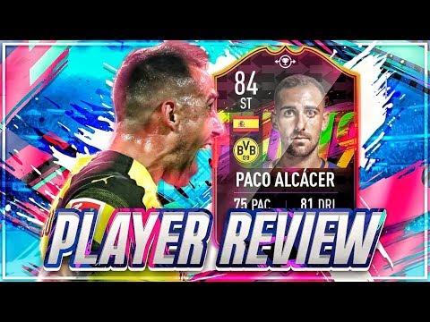 Paco Alcacer Sbc Fut Tausch Deals Sbc смотреть онлайн на Hahlife