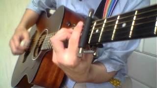 【伴奏屋TAB譜】やさしさに包まれたなら 荒井由実 ギター カバー タブ譜あり