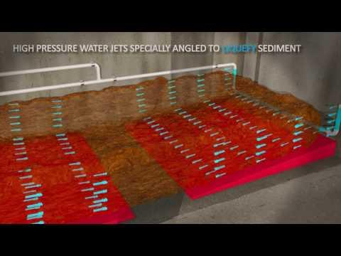 HydroSlideTM Servicing System