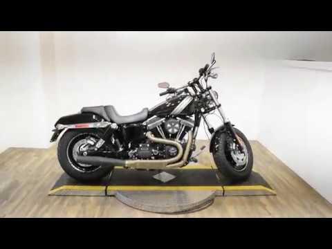 2015 Harley-Davidson Fat Bob® in Wauconda, Illinois - Video 1