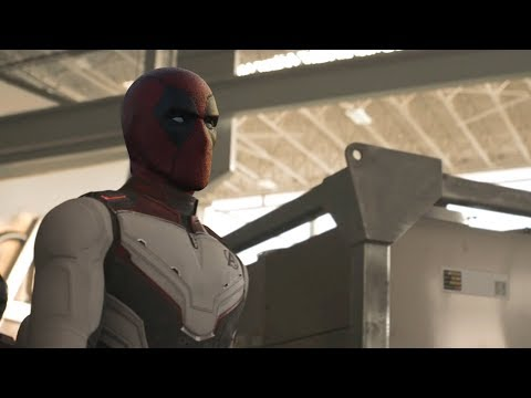 Deadpool v traileru na Avengers: Endgame