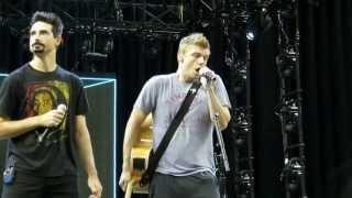 Backstreet Boys Las Vegas Soundcheck 2013 - Trust Me