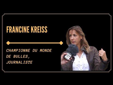 Vidéo de Francine Kreiss