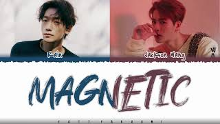 RAIN - 'MAGNETIC' (Feat Jackson Wang) Lyrics [Color Coded_Han_Rom_Eng]