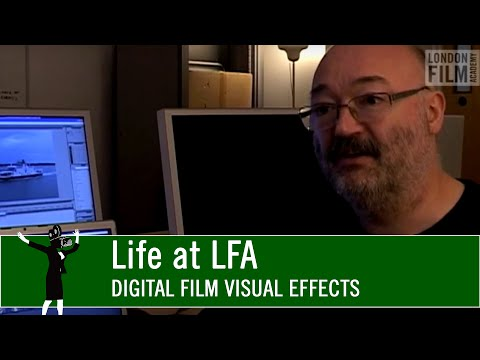 London Film Academy presents: Digital VFX for low budget productions with Alan Marques
