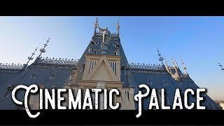 Cinematic Palace - FPV DRONE