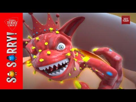 Coronavirus: Stay Safe, Don't Panic   So Sorry