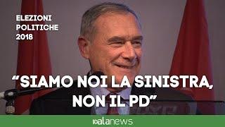 """Grasso: Non c'è più la sinistra nel PD"""""""