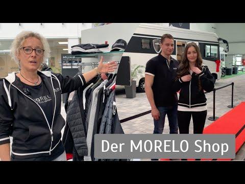 Die MORELO Modeschau in Schlüsselfeld 2021