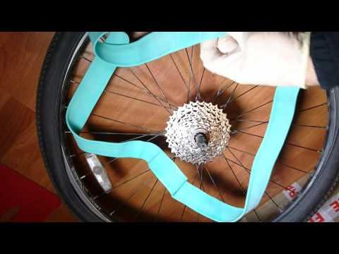 Michelin Aircomp C4 Latex Tubes quick install