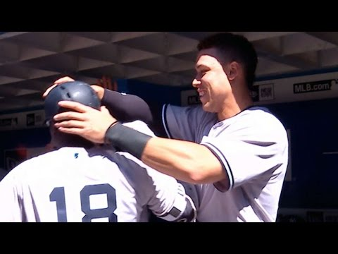 6/3/17: Yankees' bats back Montgomery's strong start