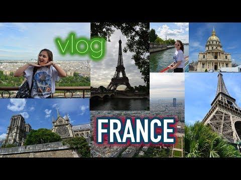 WATY IN FRANCE // La Tour Eiffel, Invalidovna, plavba po Seine