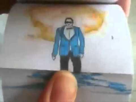 Gangnam Style On paper