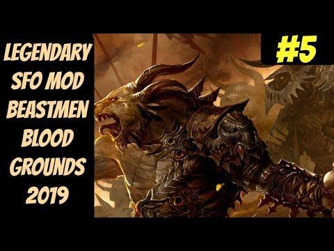 Legendary SFO Khazrak Blood Ground #5 (Beastmen) -- Mortal Empire Campaign -- Total War: Warhammer 2