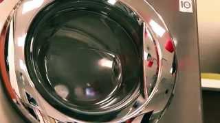 Lavarropas LG 6 Motion DD