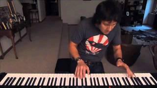 Brandon Ethridge - piano - Seven Seas of Rhye
