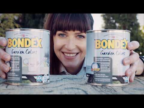 Wie baut und streicht man einen Gartentisch im Vintage Look – mit Bondex Garden Colors