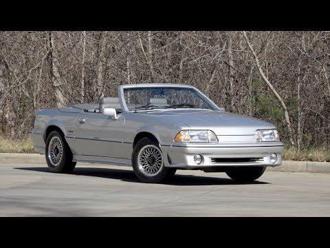 Video of '88 Mustang - PQIO