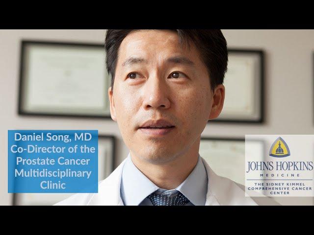 prostate cancer clinical trials johns hopkins