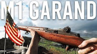 The M1 Garand is a thing of beauty - Battlefield