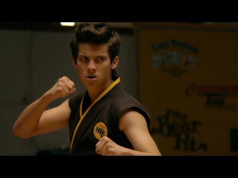 Miguel Becomes a Beast - Cobra Kai