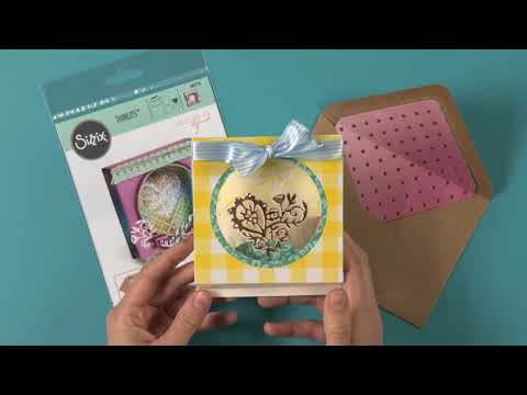 DIY Foldable Pop Up Shadow Box Card