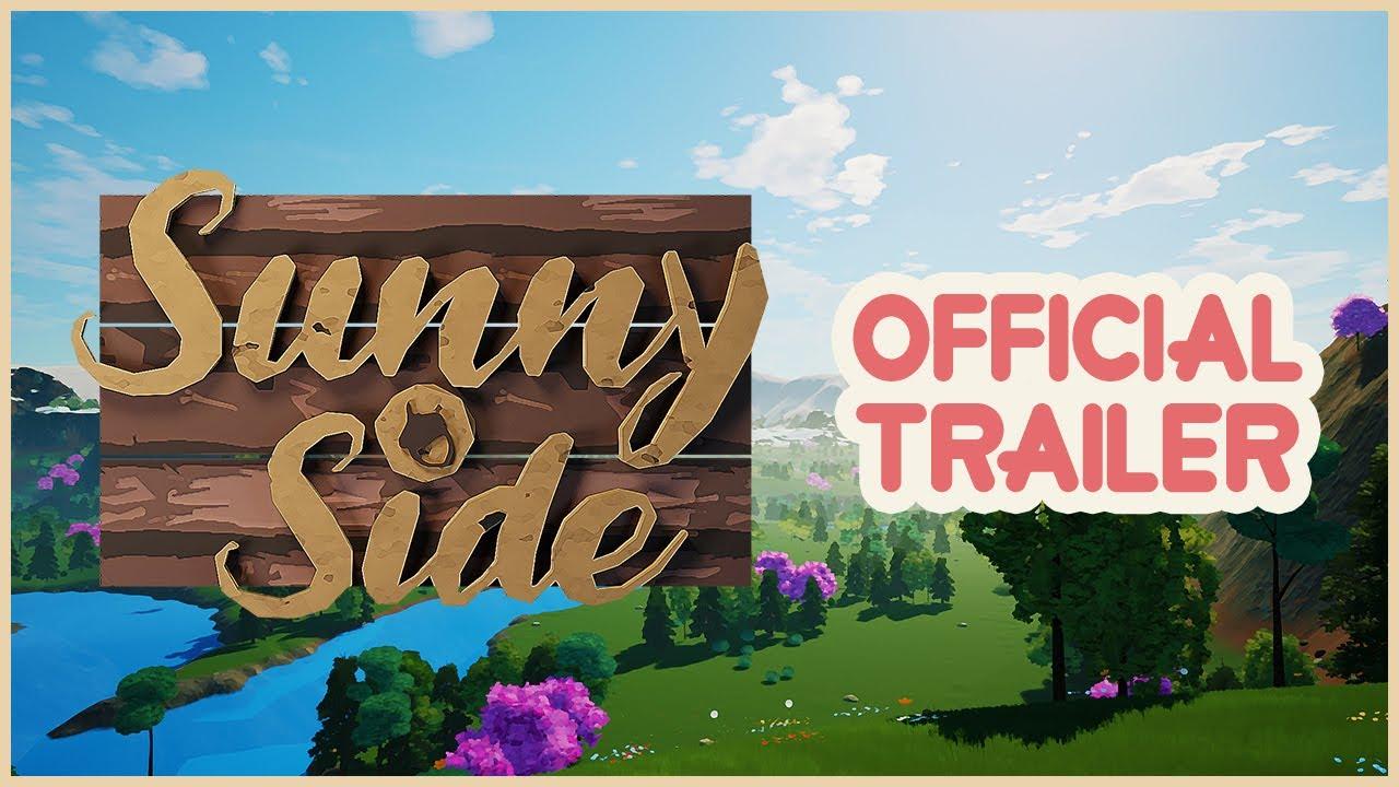 Sunnyside Official Kickstarter Trailer | Open World Farming JRPG