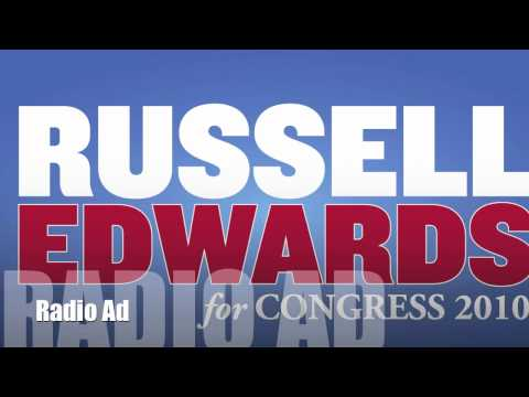 Russell Edwards for Congress Radio Ad