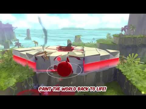 Видео № 0 из игры de Blob 2 (Б/У) [PS3]