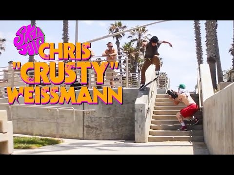 preview image for Chris Weissmann's Part From Skate Juice's 'Truth To Power'