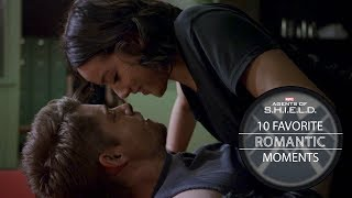10 Romantic Moments - Marvel's Agents of S.H.I.E.L.D. 100