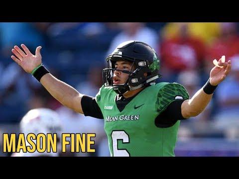 Mason Fine // Junior Highlights // North Texas