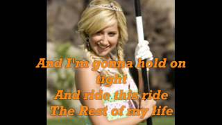 Ashley Tisdale - The Rest of my life - Lyrics