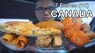 7- ELEVEN (11) - CANADA FAST FOOD