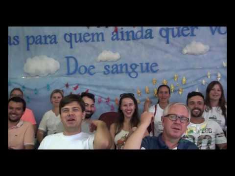 Doação de Sangue - RCC Joinville