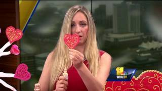 Valentine's Day craft gift ideas