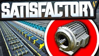 Our Last Project: TURBO MOTOR Production! - Satisfactory Early Access Gameplay Ep 68