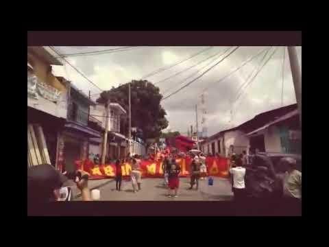 """""""La Banda Del Rojo - Municipal  [Guatemala]"""" Barra: La Banda del Rojo • Club: Municipal"""