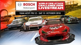 2018 World Time Attack Challenge - Day One