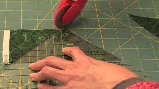 Sew Easy Lesson: Flying Geese Units